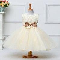 Atacado de alta qualidade vestido de princesa beading vestidos para festa de casamento com arco de quatro cores diferentes 1 lote/12 pcs L2089