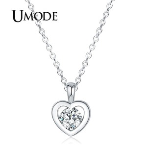 UMODE Long Chain Heart Fashion