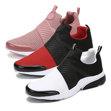 Outdoor Sneakers Spring Running Shoes Men Woman Jogging Shoes Summer Breathable Trainers Mesh Athletic Sports Shoes Masculino