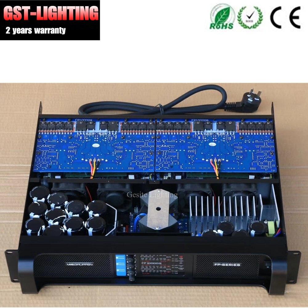 4 Channel FP10000Q Array 4*1350W Power 1PC