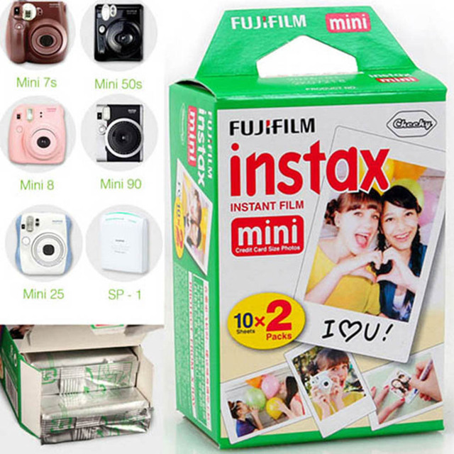 Film Box for Instax Mini 8