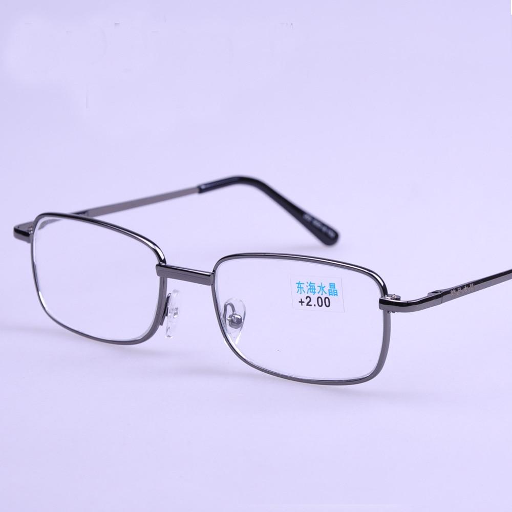 Metal Reading Glasses Men Women Unisex Lunettes De Lecture Hommes gafas presbicia lesebrille Diopter 1 +1.5 +2 +2.5 +3 +3.5 +4.0