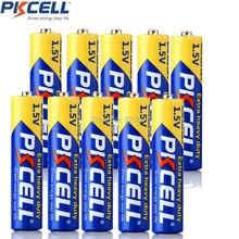 04379c9f1cc 10Pcs each of lot R03P AAA Battery And R6P AA 1.5v Super Heavy Duty Battery