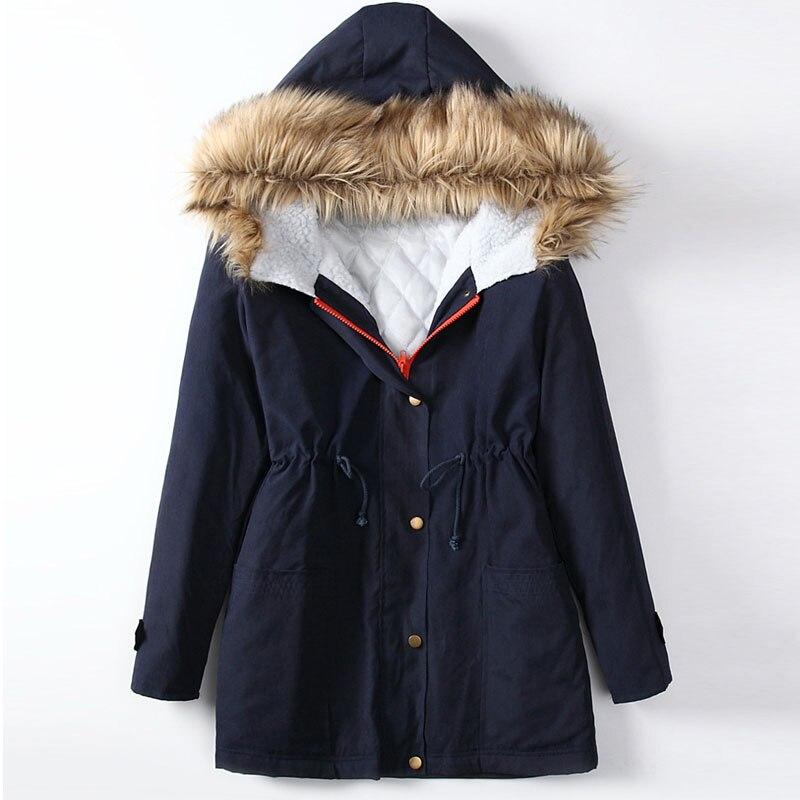 2015 New Arrive Winter Jacket Women Long Down Fashion Warm Outwear ...