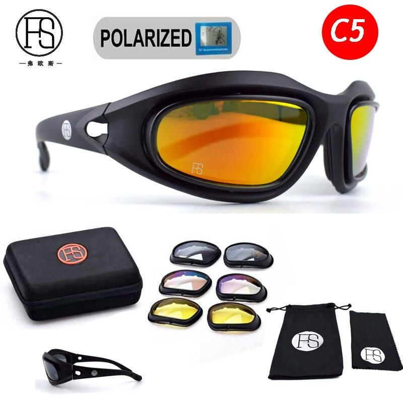 X7 C5 C6 Esporte Polarized Sunglasses Tactical Tiro Caça Óculos de Proteção  UV400 Óculos Para Escalada Camping em Caminhadas Eyewears de Sports ... a0ed1a0287