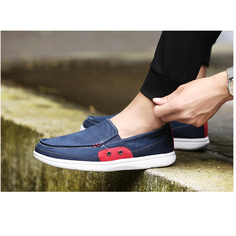 Chaussures 48 Plat Ultra Grande Hommes Respirante Tn Dark gris Green Masculine léger Casual En Chaussure Toile Vulcanisé Sneakers Blue Taille 39 Mode Cuir army Automne FT1KJcl3