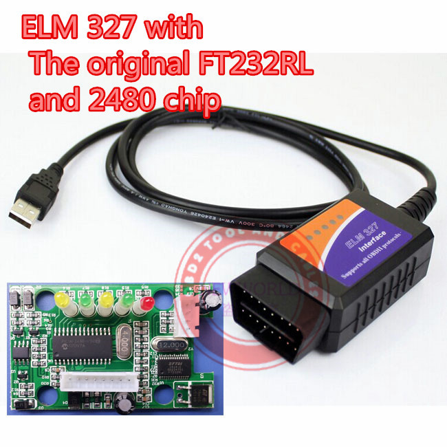 Make Your Own Elm327