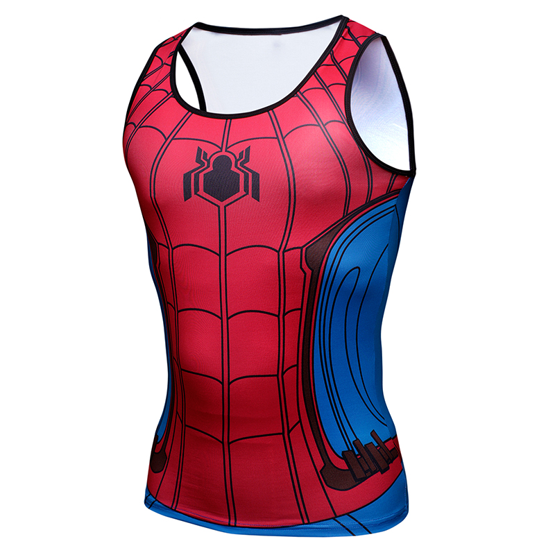 3d printed t shirts spider man captain america deadpool civil war superman captain america fitness fitness