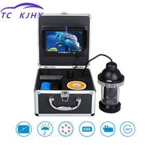 Автоматическое ночное видение 360 градусов Запись фотографий морской gps 7 дюймов 20~ 50 м Высокое разрешение Подводное рыболовное устройство дисплей камеры