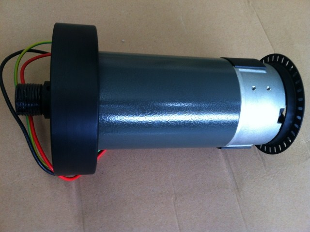 Fast Shipping 1 5HP DC motor B 45mm or 65mm suit for treadmill model Universal motor