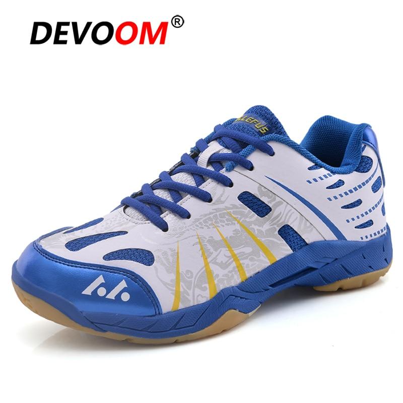 2019 nouveaux classiques unisexe Tennis chaussures Mujer à lacets hommes Sport chaussures confortable Badminton chaussures baskets hommes Tennis masculino 45