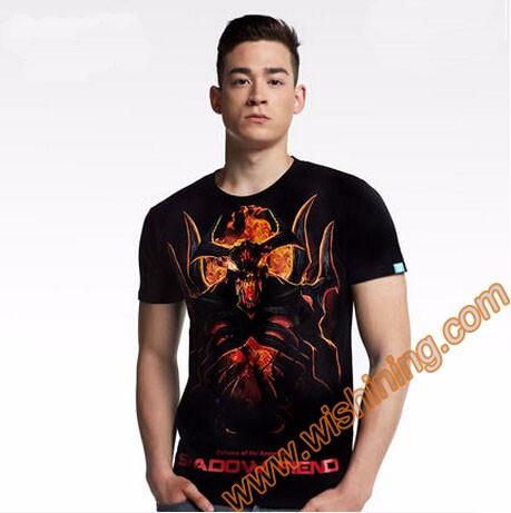 DOTA 2 Shadow Fiend t-shirt Tee8901 (3)