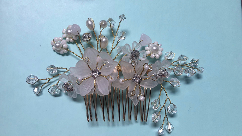 HTB1fGysRFXXXXX0XFXXq6xXFXXXS Crystal Hair Comb Wedding Bridal Head Jewelry