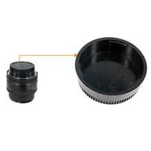 50 stuks camera Achterste Lensdop voor Nikon SLR DSLR Camera