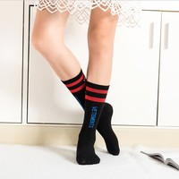 New South Korean Socks Sweat And Sweat Anti Smelly Sports Socks Cotton Extra Thick Warm And
