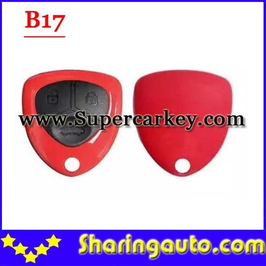 bilder für Neue Ankunft freies verschiffen B17 KD fern 3 Taste Funkschlüssel mit Roter farbe für URG200/KD900/KD200 maschine (1 stück)