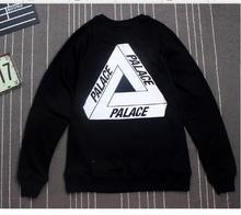 Hot-saled New fashion men hoodies sweatershirt Tide brand PALACE Skateboards hoodie