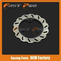 Rear Brake Disc Rotor For Honda VT250 88 90 CBR400 CBR400RR NC23 NS400 VFR400 85 87 CBR600F CBR600 87 90 Motorcycle Street Bike