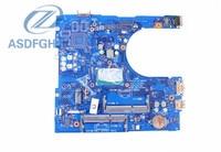 Laptop Motherboard la b843p FOR Dell Inspiron 5558 Motherboard CN 0F0FC6 0F0FC6 F0FC6 i3 5005U DDR3L 100% Test OK