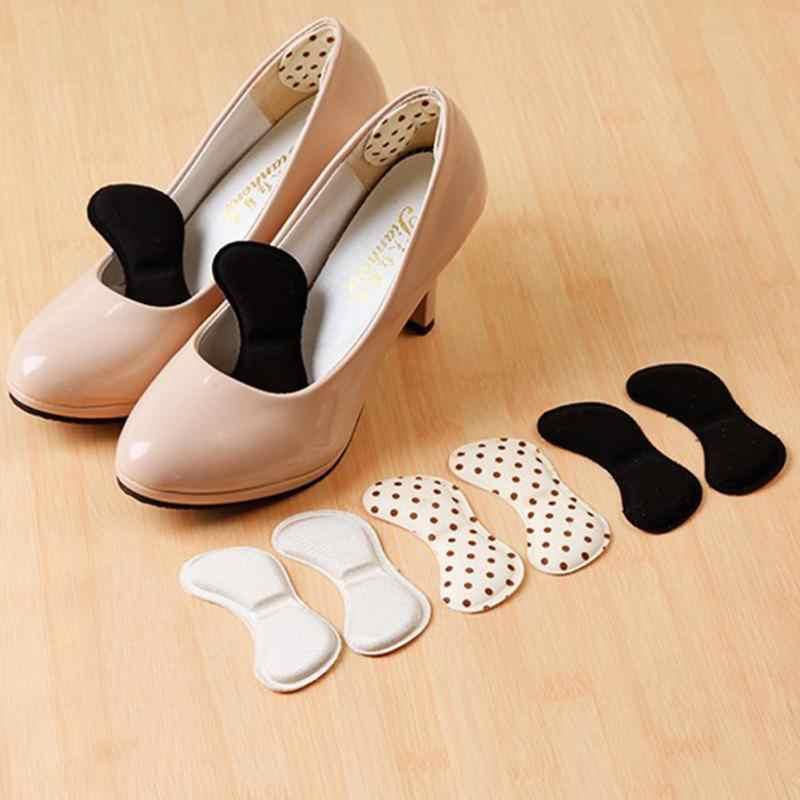 Yüksek Kaliteli Yumuşak Bellek Köpük ayakkabı tabanlığı Topuk Koruyucu Topuk Yastıkları Yastıkları Topuklu Çıkartmalar Ayakkabı Aksesuarları