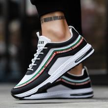CPCOOK Men Shoes White Casual Shoes Men Sunmmer Breathable Black Mesh Tenis Sneakers Adult Male Krasovki Footwear Basket Zapatos