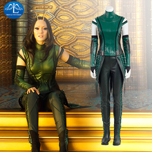 MANLUYUNXIAO Guardians of the Galaxy 2 Mantis Cosplay Costume Halloween Costumes For Women Adult Custom Made