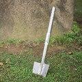 Нержавеющая сталь сплав заступ садовая лопата потрошитель на открытом воздухе для рыбалки цветы культиватор сельскохозяйственная садоводство инструмент