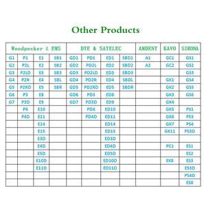 Image 5 - 2 Pieces/Lot Dental Ultrasonic Scaler Tip ED9 for DTE/ Satelec/ NSK/ Gnatus/ Bonart Orthodontic Tool