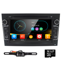 Free shipping 2Din Radio Car 7 Inch Car DVD Player For Opel Antara Corsa VECTRA ZAFIRA Astra H G J Vauxhall with Canbus RDS GPS