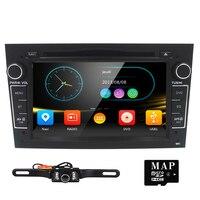 Free Shipping 2Din Radio Car 7 Inch Car DVD Player For Opel Antara Corsa VECTRA ZAFIRA