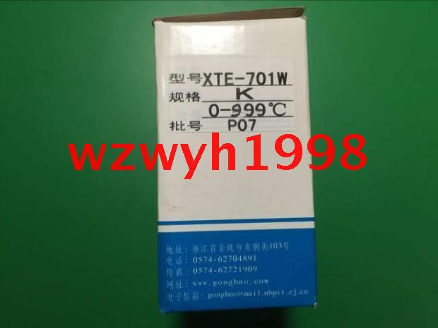 Yuyao Temperature Meter Factory XMTA-701W intelligent table XT-7000 intelligent temperature controller thermostat genuine shanghai yatai xmta h 7000 temperature controller xmta h 7411 intelligent temperature control