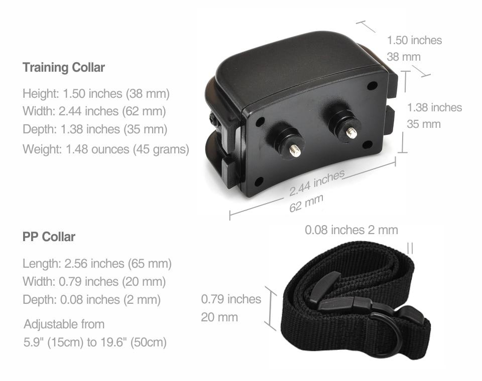 6th Dog Electric Collar PET998DRB
