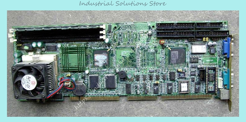 ADV-AN-TECH PCA-6178 PCA-6178V Rev.B1 Integrated Graphics Full-Length Industrial Motherboard 100% tested perfect qualityc adv an tech pca 6006 b2 industrial motherboard pca 6006ve red plate solid capacitor blue board
