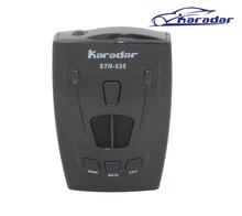 цена на Russia Strelka Car Radar Laser Detector STR535
