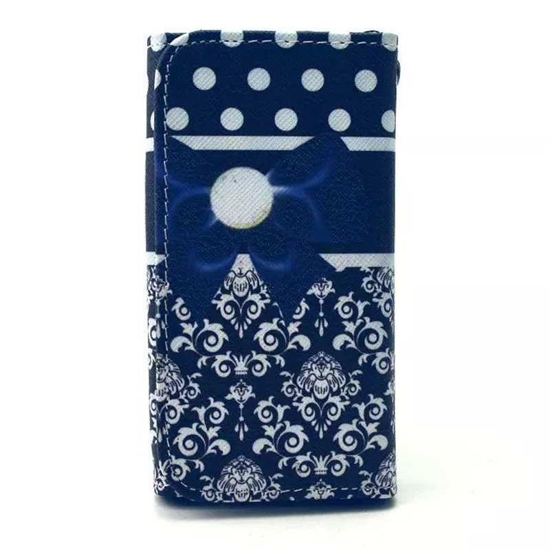 New Fashion Noble Magnetic Clasp Slot Holster Cell <font><b>Phone</b></font> Bag Pouch Flip Leather Cover <font><b>Case</b></font> For Huawei CUN-U29 <font><b>Y5</b></font> 2
