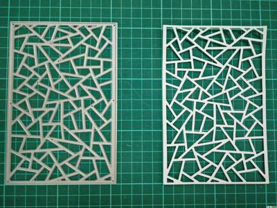 Polygon hollow box Metal Die Cutting Scrapbooking Embossing Dies Cut Stencils Decorative Cards DIY album Card Paper Card Maker irregular flowers metal die cutting scrapbooking embossing dies cut stencils decorative cards diy album card paper card maker