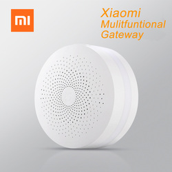 2018 New Xiaomi Gateway Mi Smart Control Center Smart Home Kit Upgrade version Control Radio Yi Camers other smart home kits