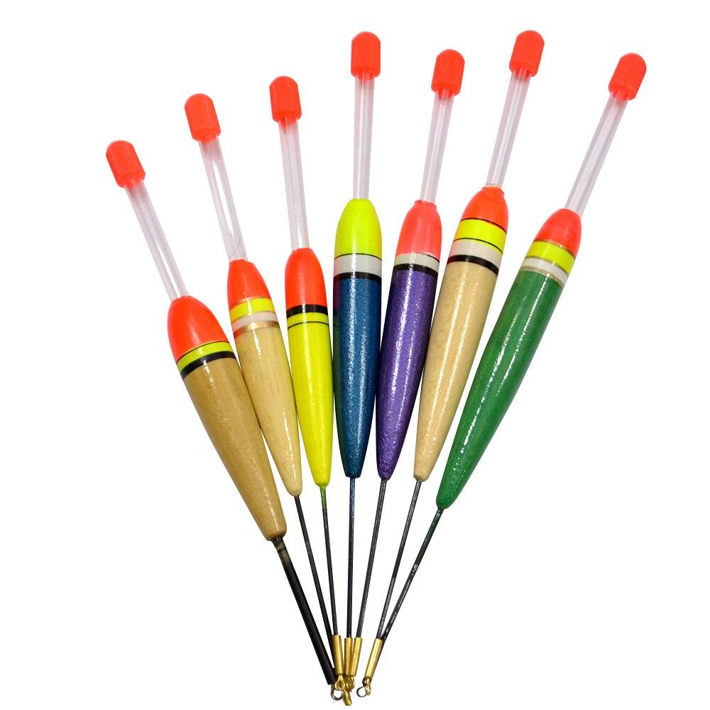 1PC Fishing Float Buoy Bobber Light Stick Floats Flutuador Flotteur Peche 6 Color For Carp Fishing Pesca Acesorios