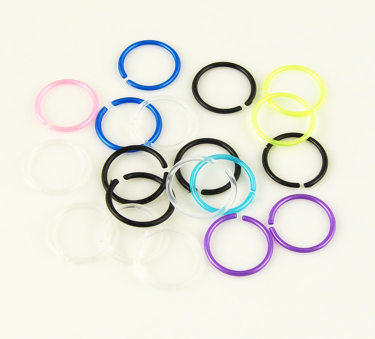 small plastic rings images