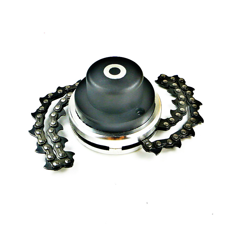 NEW Universal Trimmer Head Coil 65Mn Chain Brushcutter With Thickening chain Garden Grass Parts Trimmer For Lawn Mower in Grass Trimmer from Tools
