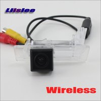 Wireless Car Parking Camera For Volkswagen VW Passat B7 Wagon Rear Camera DIY Plug Play HD