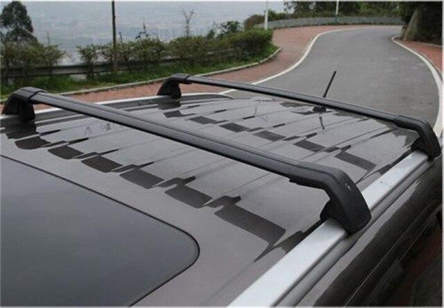 Черные багажные перекладины поперечные рейки на крышу подходят