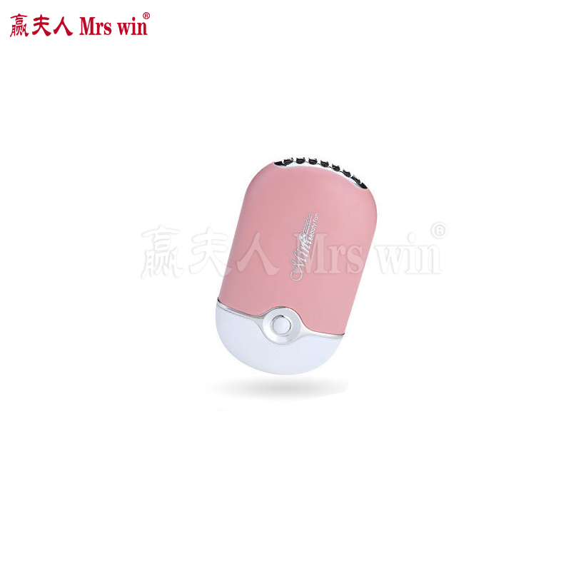 USB Rechargeable Mini Fan Lithium Battery Portable Cooling Fan Air Conditioning Fan