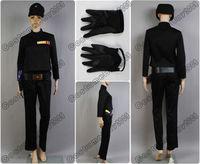 Star Wars Imperial Officer Uniform Costume Female Version