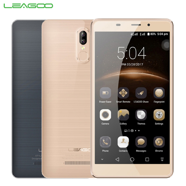 Original Leagoo M8 Pro Cell Phone 2GB RAM 16GB ROM MT6737 Quad Core 5.7 inch Android 6.0 HD Dual Back Cameras 3500mAh Smartphone