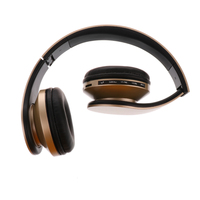 Bluetooth Wireless Over ear Stereo Headphones, 4 in 1 Upgrade Bluetooth Foldable Headsets with Mic Support TF Card