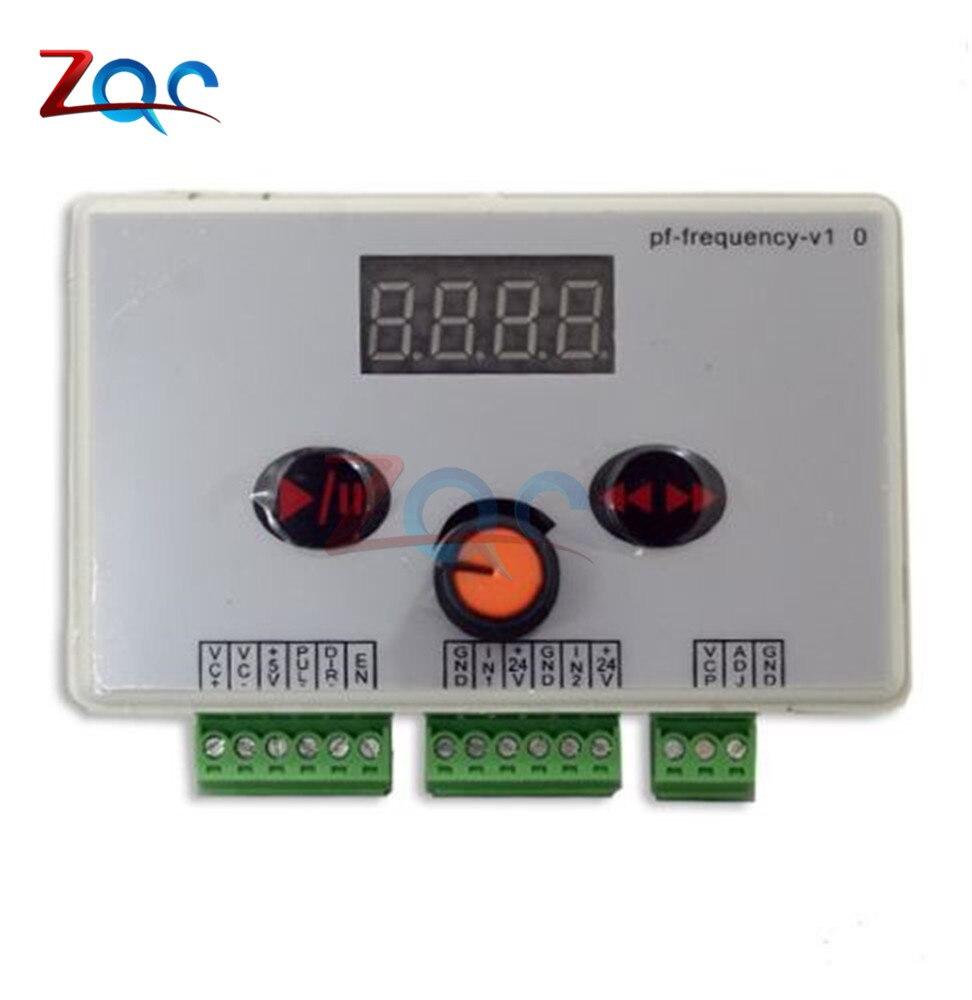 Driver Positive Reverse Pulse Speed Integrated Stepper Motor Plus Reversible Controller Regulator Signal For Power Supply 40