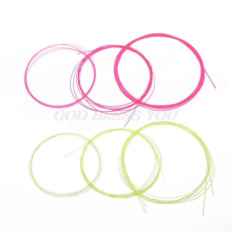 1 Bag Slingshot Fiber 2m Catapult Wire Optical Fiber Accessories View Hunting Shooting 0.5mm 0.75mm 1mm