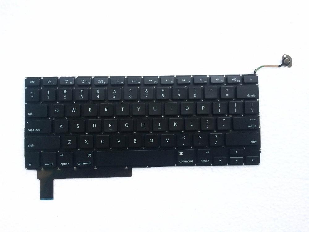 HoTecHon YENI A1286 ABD Klavye MacBook Pro 15 A1286 2009 2010 2011 2012HoTecHon YENI A1286 ABD Klavye MacBook Pro 15 A1286 2009 2010 2011 2012