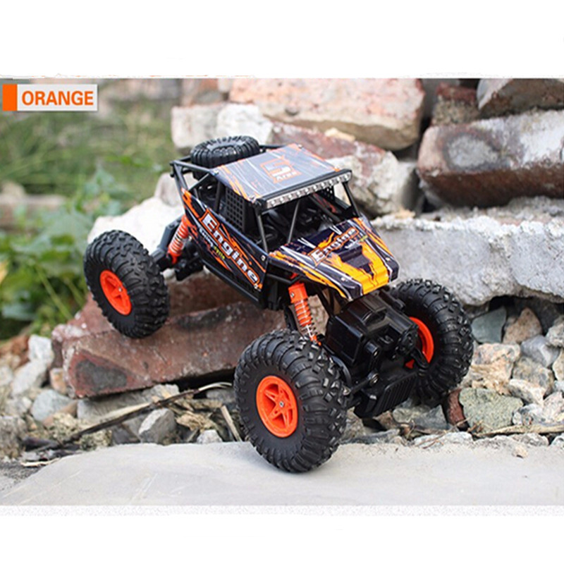 RC car 18428-B 1:18 4wheel drive remote control off-road climbing car WD Off-Road Buggy Climbing electric monster truck toys carRC car 18428-B 1:18 4wheel drive remote control off-road climbing car WD Off-Road Buggy Climbing electric monster truck toys car